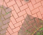 Brick Pressure Washing